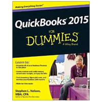 Wiley QuickBooks 2015 For Dummies, 1st Edition