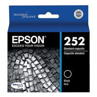 Epson T252120 DURABrite Ultra Black Standard Capacity Cartridge Ink