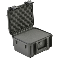 "SKB Corporation Small Military-Standard Case 6"" Deep with Cubed Foam"