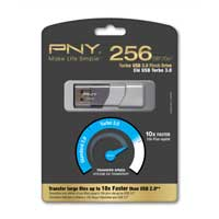 PNY 256GB Turbo 3.1 USB Flash Drive