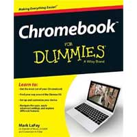 Wiley Chromebook For Dummies, 1st Edition