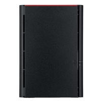 BUFFALO LinkStation 220 4TB (2 x 2TB) Personal Cloud Storage with...