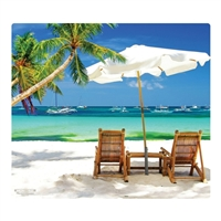 "Microthin Products WOW!PAD Mouse Pad ""Tropical Holidays"""