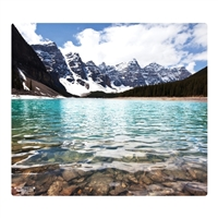 Microthin Products WOW!PAD Mouse Pad - Mountain Lake
