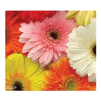 Microthin Products WOW!PAD Mouse Pad - Gerberas