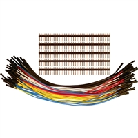 "Schmartboard Inc. 7"" Female Jumper Cables & 200 Headers"