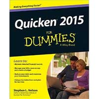 Wiley Quicken 2015 For Dummies