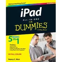 Wiley iPad All-in-One For Dummies, 7th Edition
