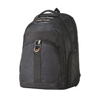 "Everki USA Atlas Laptop Backpack fits Screens up to 17.3""- Black"