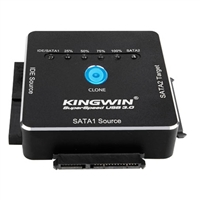 "Kingwin USB 3.0 to SATA & IDE Adapter for 2.5"" & 3.5"" Hard Drives"