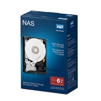 "WD Red 6TB 5400RPM SATA III 6Gb/s 3.5"" Internal NAS Hard Drive"