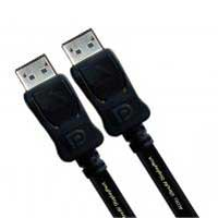 Accell DisplayPort Male to DisplayPort Male Cable 6.6 feet - Black