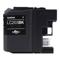 Brother LC203BK High Yield Black Ink Cartridge
