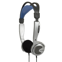 Koss KTXPRO1 Stereo On Ear Heaphones - Silver