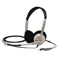 Koss CS100 Communication On Ear Headset - Gold