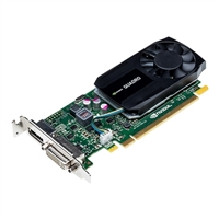 PNY Quadro K620 Low-Profile Single-Fan 2GB DDR3 PCIe Workstation Video Card