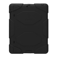 Griffin Apple IPad 2/New IPad/iPad 4 Griffin Survivor Case, Black, Retail Packaged (GB35108-2)