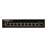 D-Link DSR-250 8-Port Gigabit VPN Router with Dynamic Web Content...