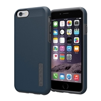 Incipio Technologies DualPro Case for iPhone 6 - Navy Blue/Gray