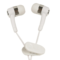 Travelocity Handsfree Stereo Earbuds - Assorted Colors