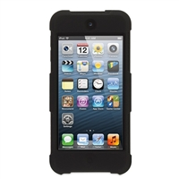 Griffin Survivor Skin for iPod Touch5G - Black