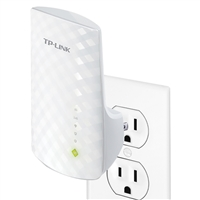 TP-LINK RE200 AC750 Dual-Band Wireless Range Extender