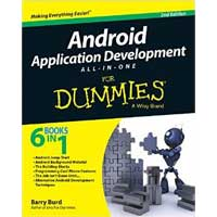 Wiley Android Application Development All-in-One For Dummies, 2nd Edition