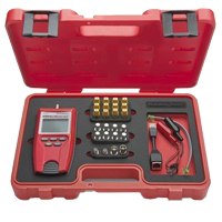Platinum Tools VDV MapMaster 2.0 Test Kit for Continuity, Mapping, Tone Generation and Length Measurement