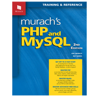 Mike Murach & Assoc. Murach's PHP and MySQL, 2nd Edition