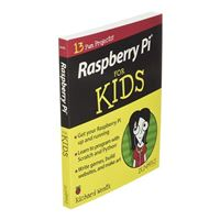 Wiley Raspberry Pi For Kids For Dummies