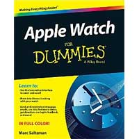 Wiley Apple Watch For Dummies, 1st Edition