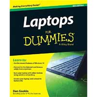 Wiley Laptops For Dummies, 6th Edition