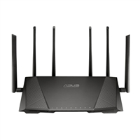 ASUS RT-AC3200 AC3200 Tri-Band Gigabit Wireless AC Router