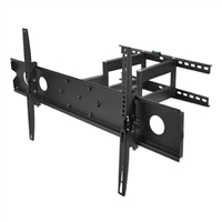 "SIIG CE-MT1F12-S1 Full-Motion Mount for TVs 42""-80"""