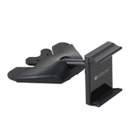 Satechi Grip Clip CD Slot Mount Phone Holder - Black