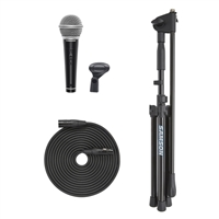 Samson Technologies VP10X Microphone Value Pack