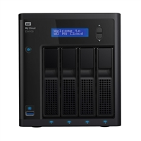 WD My Cloud Expert Series EX4100 4-Bay NAS - Diskless