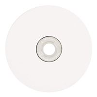Verbatim Life Series DVD-R 16x 4.7 GB/120 Minute Inkjet Printable Disc 100-Pack Spindle