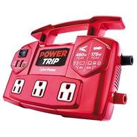 CyberPower Systems PowerTrip 480 Inverter