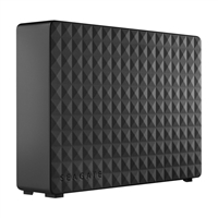 "Seagate Expansion 4TB USB 3.1 (Gen 1 Type-A) 3.5"" Desktop External Hard Drive - Black"
