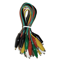 General Tools Multi-Colored Test Leads - Low Volt