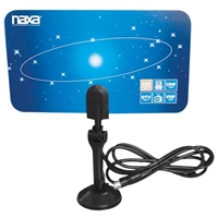 Naxa ElectronicsFlat Panel Style Indoor Television Antenna