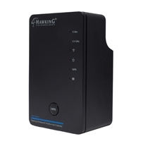 Hawking Wireless-AC Multifunction Range Extender, Access Point, Bridge - Wall Plug (HW7ACW)