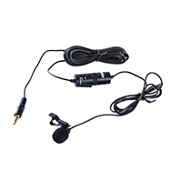 Savage Lavalier Clip-On Omni-Directional Microphone