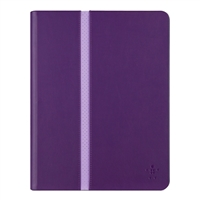Belkin Stripe Cover for iPad Air/Air 2 - Plum