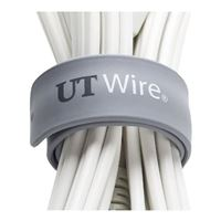 UT Wire UTW-SWM2-GY Speedy Magnetic Cable Wrap 2-Pack
