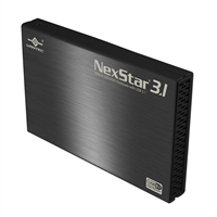 "Vantec NexStar 3.1 - 2.5"" SATA 6 Gb/s to USB 3.1 Gen II Type-A SSD/HDD Enclosure"
