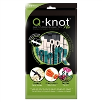 UT Wire Q Knot Pro Reusable Ties - 25 pk