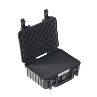 B&W International Type 500 Outdoor Case with SI Foam - Black