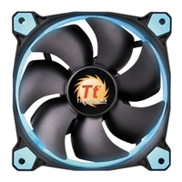 Thermaltake Riing 14 High Static Pressure Blue LED Hydraulic Bearing 140mm Case Fan
